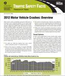 NHTSA 2012 Overview